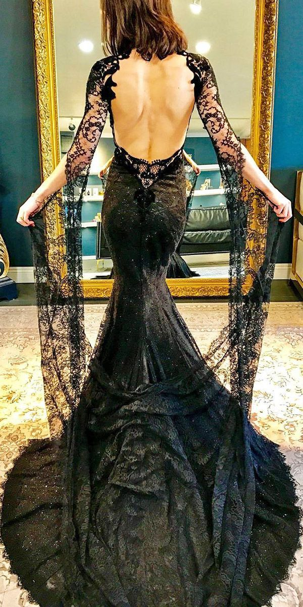 Best 25 Gothic wedding dresses ideas only on Pinterest
