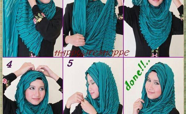 Best How To Wear Hijab Tutorials Shawl Simple 45 Ideas Hijab Style Tutorial How To Wear Dubai Khalifa