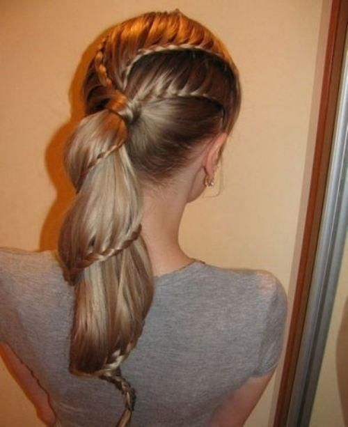 Cool braided hairstyles  Awesome hair  Pinterest  My hair Hair and Hairstyles