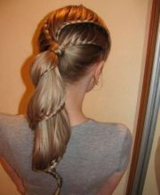 cool braided hairstyles awesome