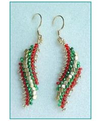1061 best images about Beaded Earring Patterns (Tutorials ...