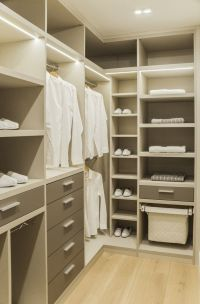 25+ best ideas about Walk in wardrobe on Pinterest