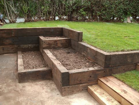 25 Best Ideas About Railway Sleepers On Pinterest Railway