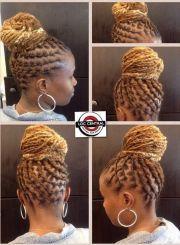 ideas dreadlock hairstyles