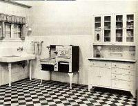 25+ Best Ideas about 1920s Kitchen on Pinterest   Hoosier ...