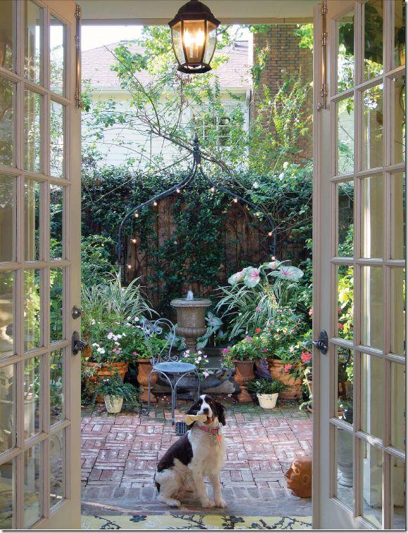 Best 20 Small Patio Gardens Ideas On Pinterest Patio Gardens