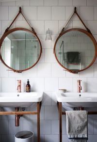 25+ best ideas about Round Bathroom Mirror on Pinterest ...