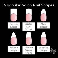 25+ best ideas about Acrylic nail shapes on Pinterest ...