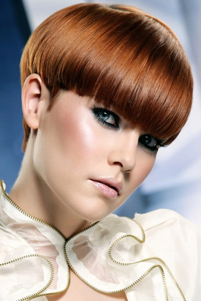 25 Best Ideas About Mushroom Cut Hairstyle On Pinterest