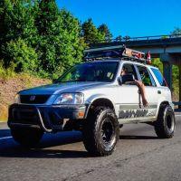 Honda Cr V Roof Racks Featuring Car Roof Racks Cargo
