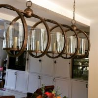 25+ Best Ideas about Rectangular Chandelier on Pinterest