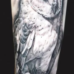 Kitchen Magician Glass Countertops Barn Owl Tattoo, Love The Detail | A Family Tree ...