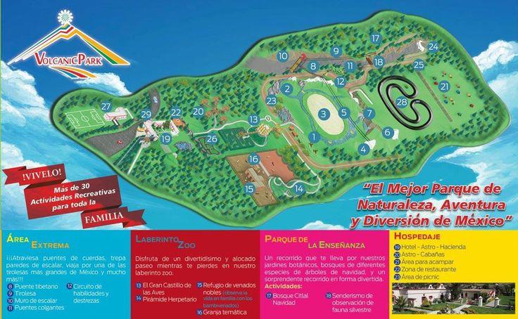 Volcanic Park Te Invita A Inscribirte A Sus Cursos De