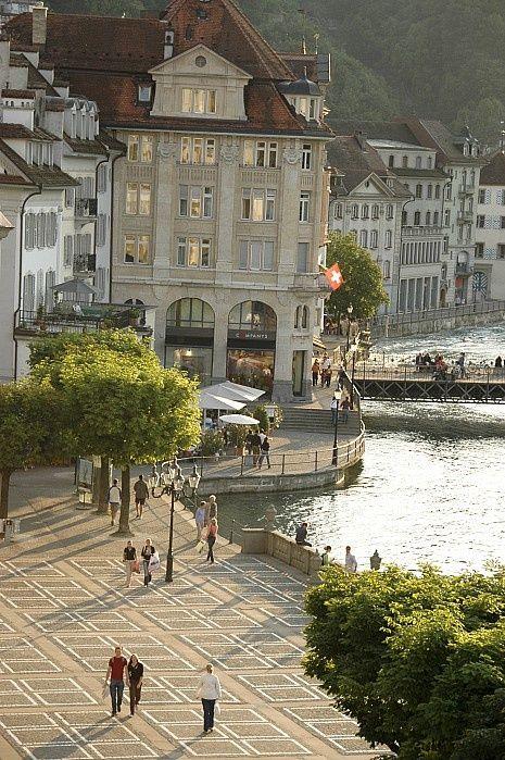 Lucerne, Switzerland | Wonderful Places:
