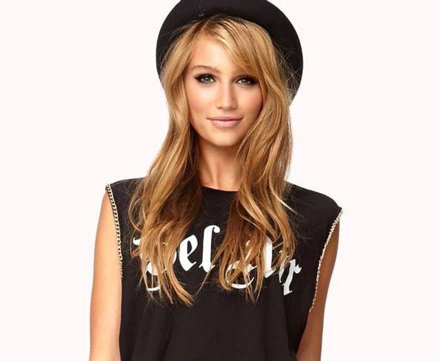 Caramel Blonde Hair InspiHAIRational Pinterest In