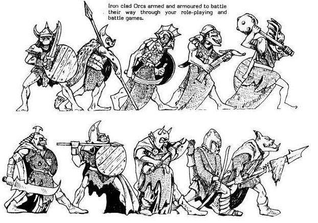 109 best images about D&D Orcs & Gobelins on Pinterest