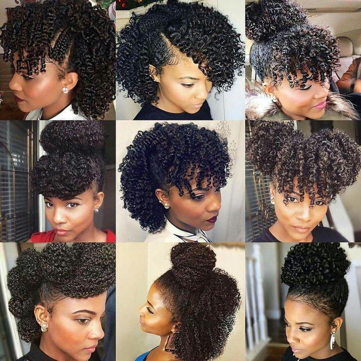 Natural Hairstyles Fashion Haircuts Page 2