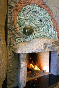 20 best images about Unique Fireplaces on Pinterest ...