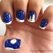 1000 ideas winter nails
