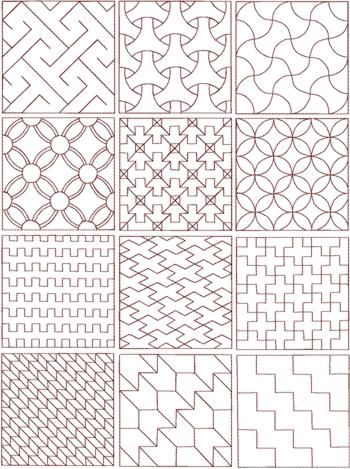 643 best images about Quilting Patterns Free Motion and