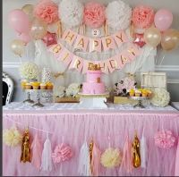 17 Best ideas about First Birthday Decorations on ...