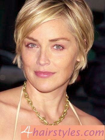 25 Best Ideas About Sharon Stone Hairstyles On Pinterest Sharon