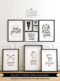 25+ best ideas about Bathroom Wall Art on Pinterest ...