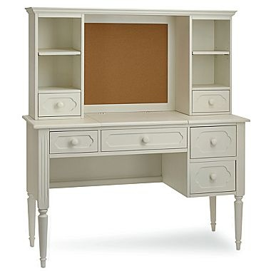 Allie Kids Vanity Desk with Hutch  jcpenney  It says it