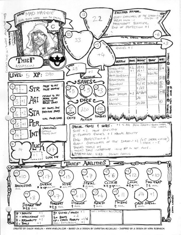 25+ best ideas about Dnd Character Sheet on Pinterest