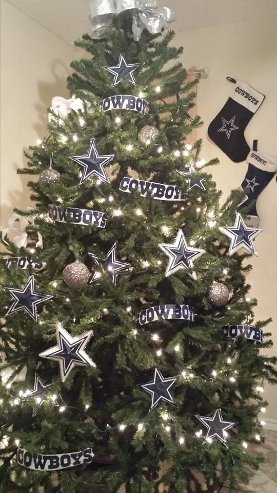 1000 images about Dallas Cowboys Christmas on Pinterest