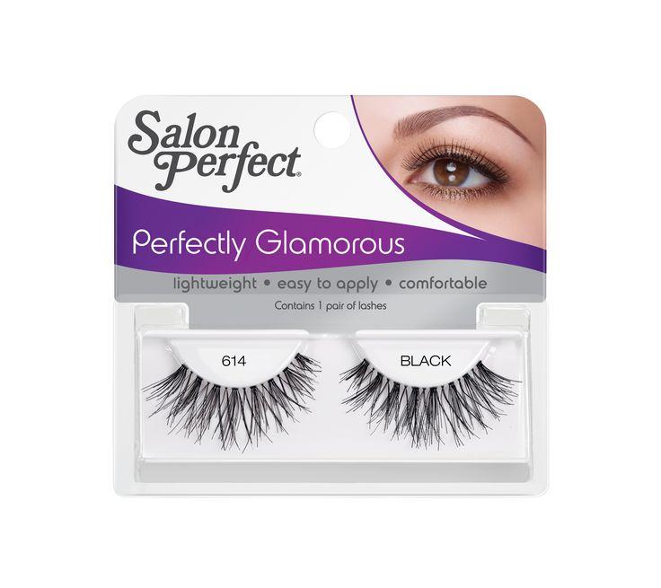 Pick up the Perfectly Glamorous 615 false lashes now