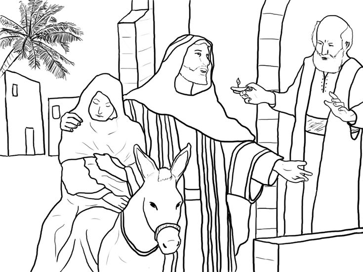 17 Best images about Bible Lessons: Joseph and Mary on