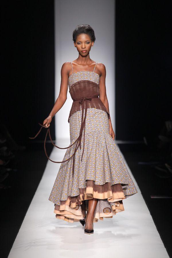 Dresses Patterns Sesotho Traditional