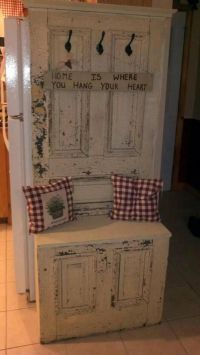 182 best Primitive Americana Decorating Ideas images on ...