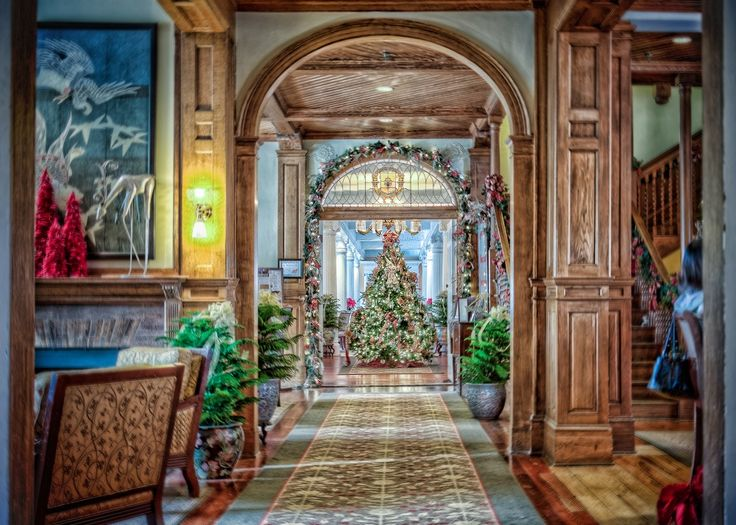 17 Best Images About Holidays At The Jekyll Island Club