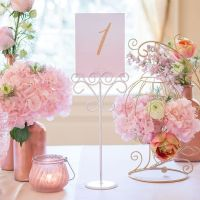 1000+ ideas about Table Number Holders on Pinterest