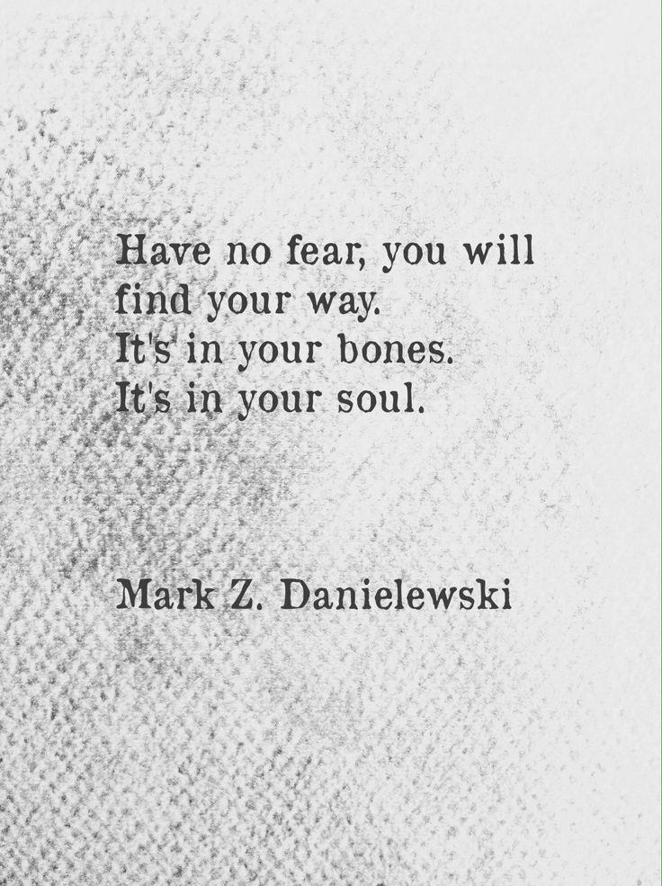 Mark Z. Danielewski Quotes. QuotesGram
