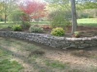 Stone Retaining Walls   Natural Stone Retaining Wall and ...