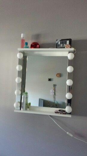 25 beste ideen over Doe het zelf spiegel op Pinterest