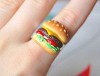 more hamburger ring | I WANT? I NEED!! | Pinterest ...