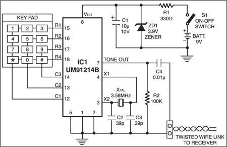 13 best images about DIY Circuits with Circuit Diagram
