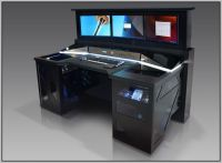 25+ best ideas about Gaming computer desk on Pinterest ...