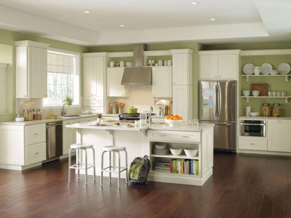martha stewart white kitchen Select Your Kitchen Style | Kitchen styling, Martha