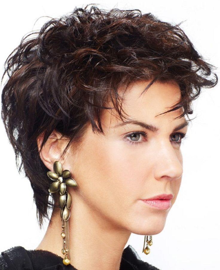46 Best Images About Haircuts For Thick Wavy Curly Frizzy
