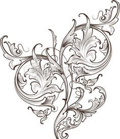 58 best images about Filigree and Flourishes on Pinterest