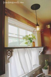 25+ best ideas about Shelf Over Window on Pinterest