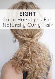 diy beach waves hair style