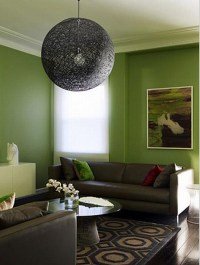 17 Best images about Green & Brown Living Room on ...