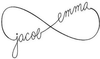 25+ best ideas about Infinity symbol tattoos on Pinterest