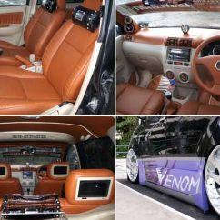 Grand New Avanza 2016 Type G 1.5 M/t 2018 Modifikasi Mobil Toyota Interior Exterior | Modif ...